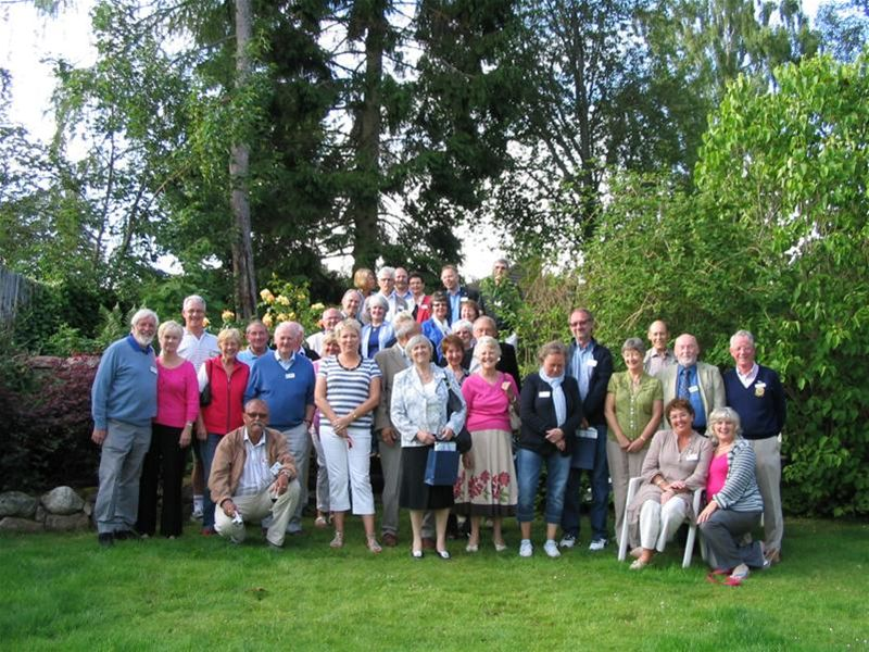 2011 Norwegian's Visit -