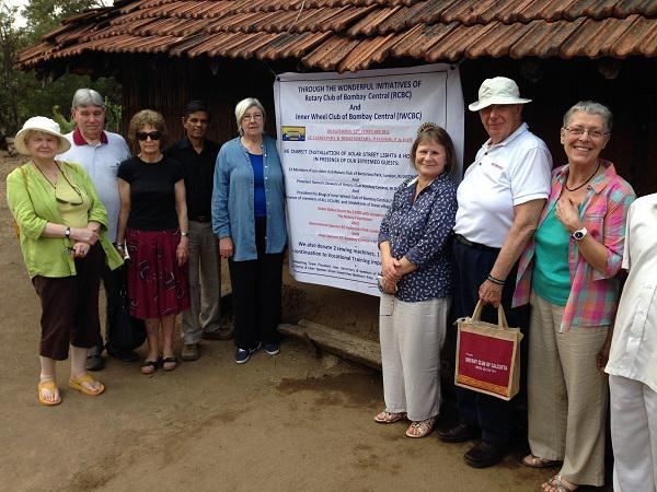 Update on our visit in 2014 to Mumbai - Announcing our visit to the village