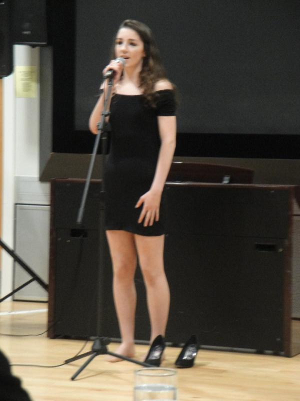 Rotary Young Musician Competition - Vocalist
