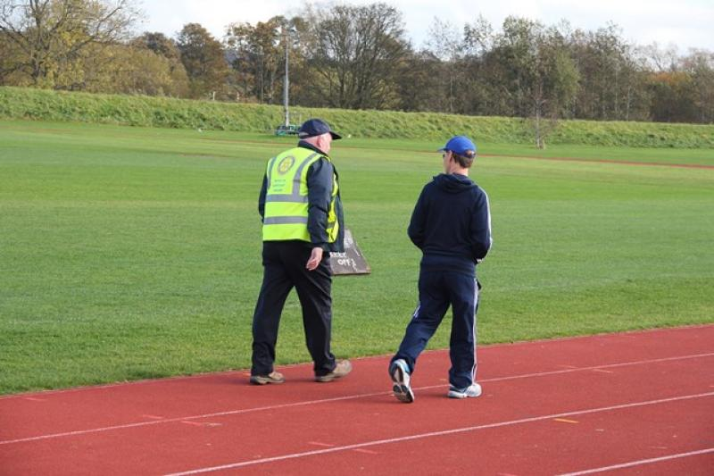 A Walk to End Polio  - He was joined by fellow member Clive Beddoes ...