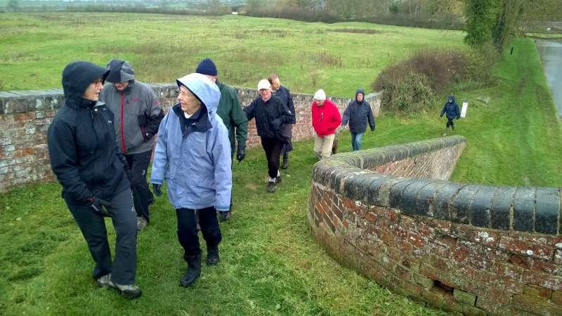 Rotary Walk from the Admiral Nelson in Braunston - and return to complete the Oxford Canal detour