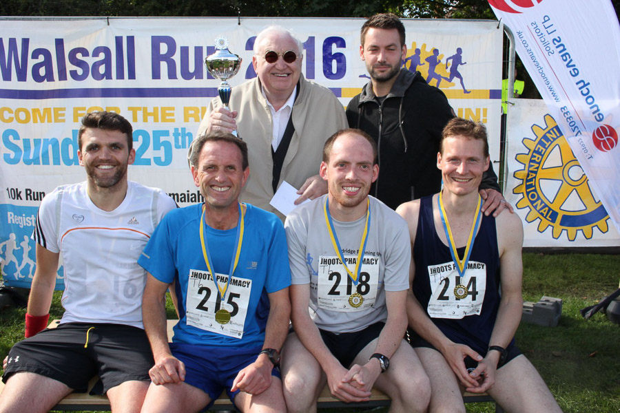 Walsall Fun Run - WR-6476