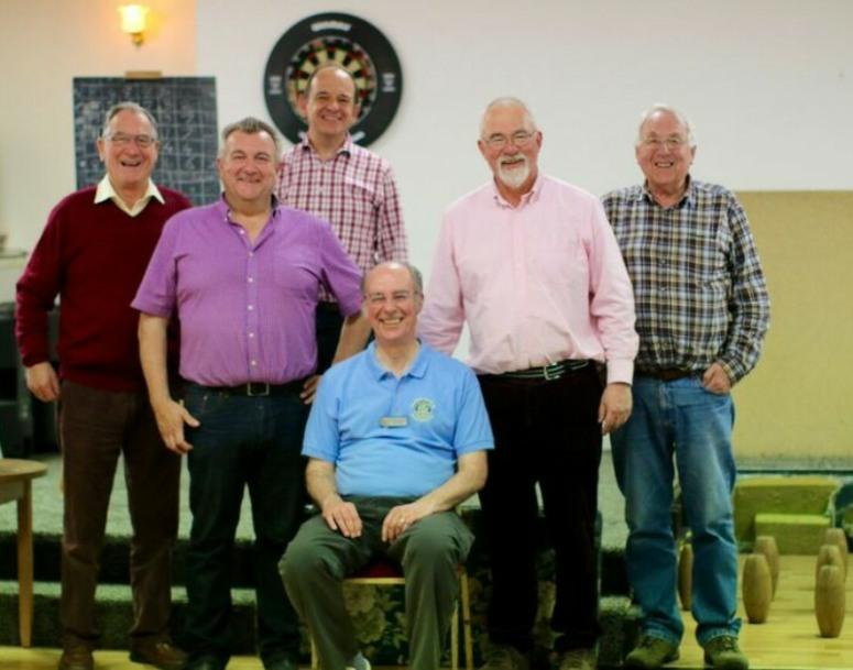 SKITTLES SUCCESS - Wadebridge Winning Team