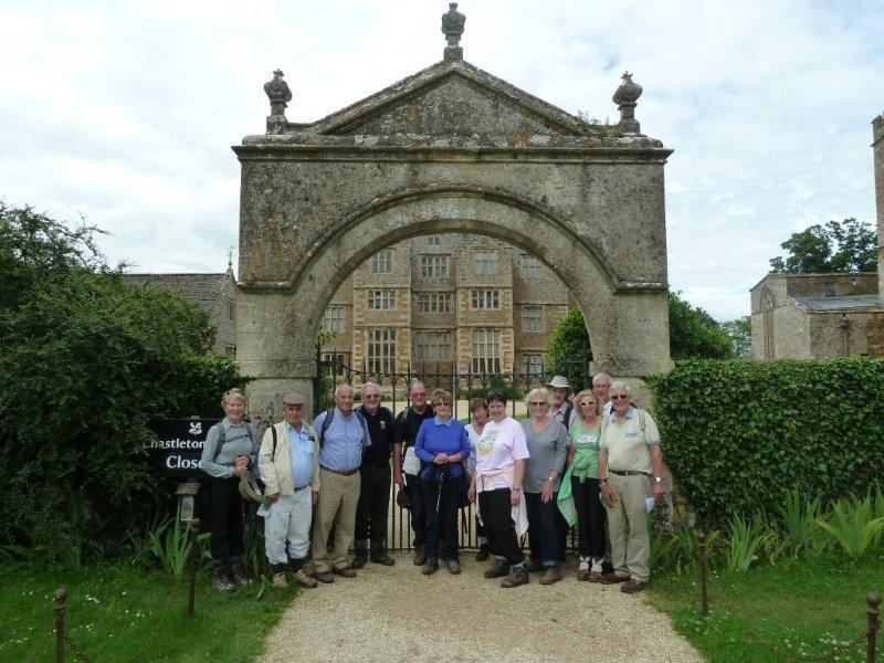 Rambling Rotarians   - Walking 2012