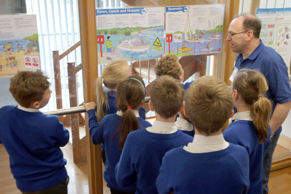 Crucial Crew 2016 - A discussion to discover how to stay safe near and in water.