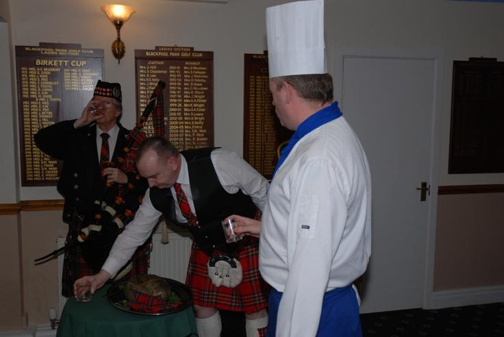 BURNS NIGHT 2015 -