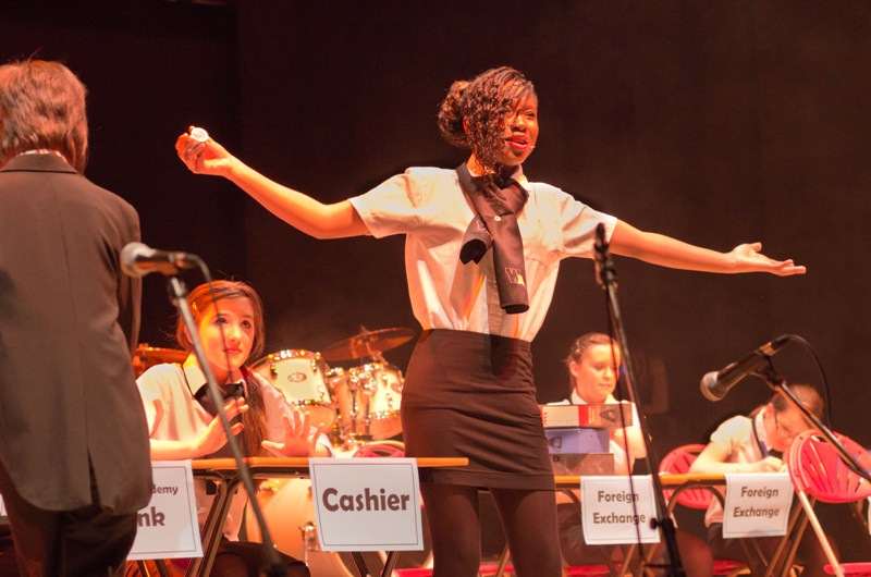 Coventry Schools Young Entertainer - Whitley Abbey