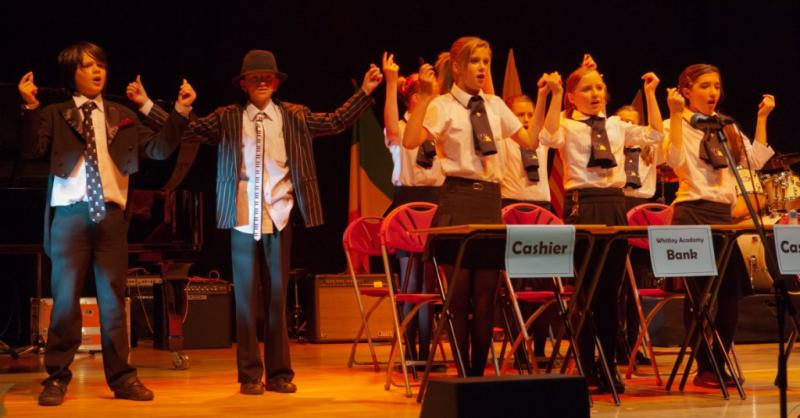 Coventry Schools Young Entertainer - Whitley Abbey3