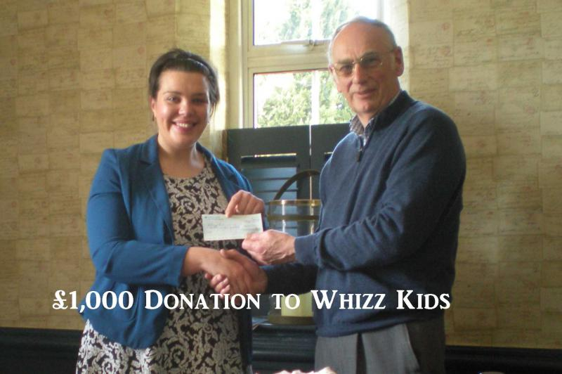President's Charities for 2013-14 - Whizz Kids1
