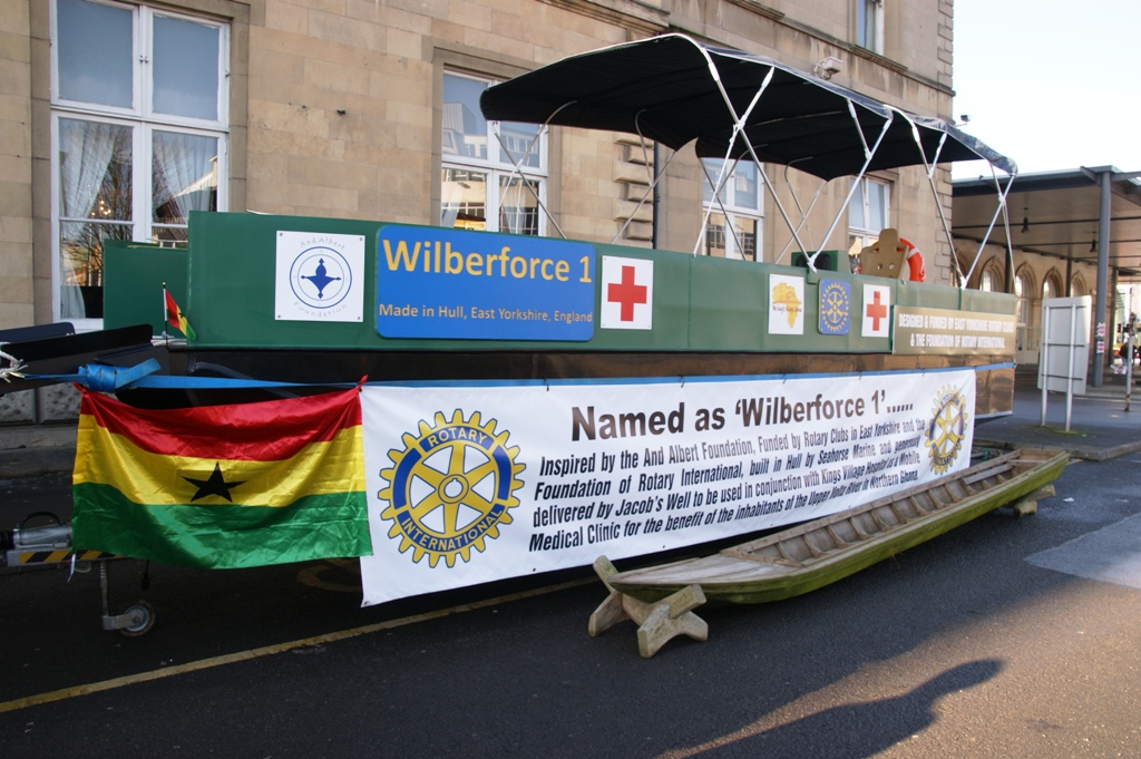 Mercy Boat Unveiled - Wilberforce 1 -001