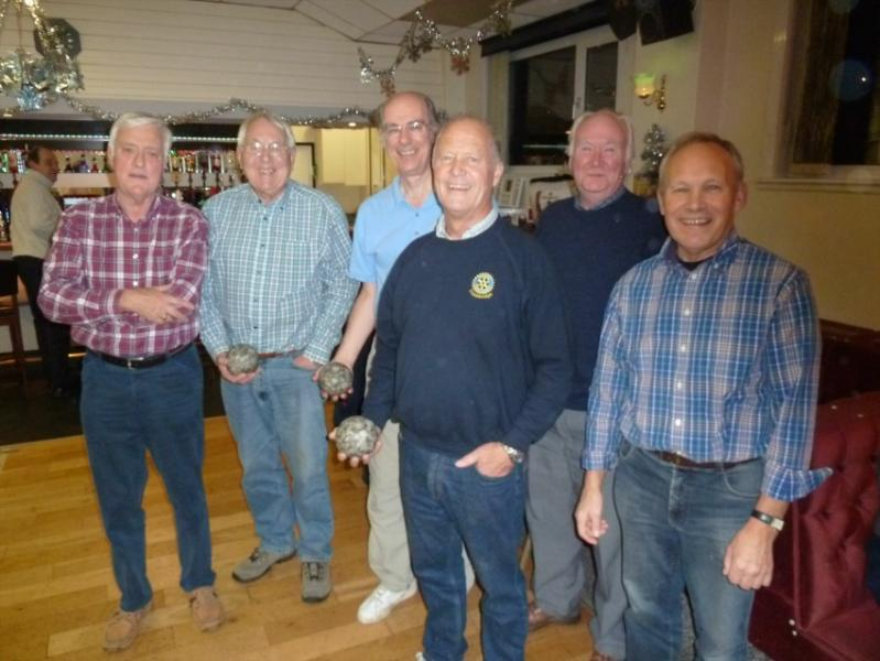 WADEBRIDGE SKITTLES OUT PADSTOW - Wadebridge winners