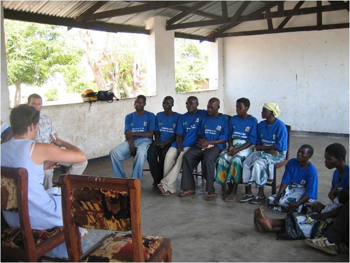 'WishWell' Project - WishWell - Chikwawa - Water and Health Committee Training