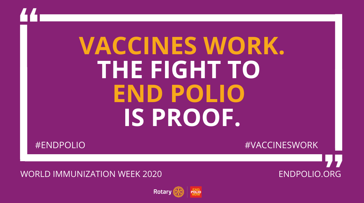 Celebrate Our Polio Story this World Polio Day -