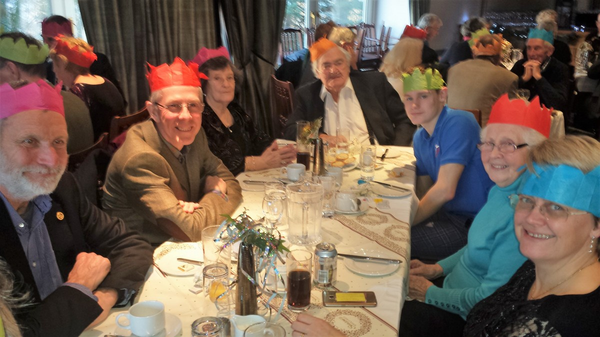 Christmas Lunch at the Golf Club 10 December 13.00 for 13.30 - Xmas 2017 5