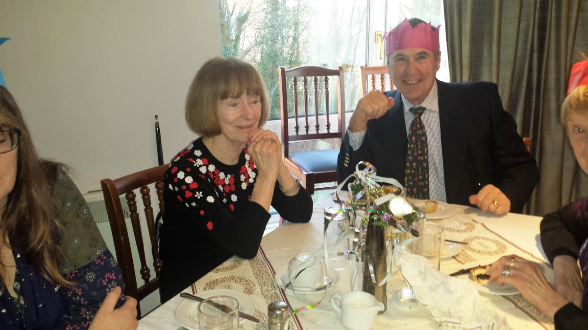 Christmas Lunch at the Golf Club 10 December 13.00 for 13.30 - Xmas 2017 8