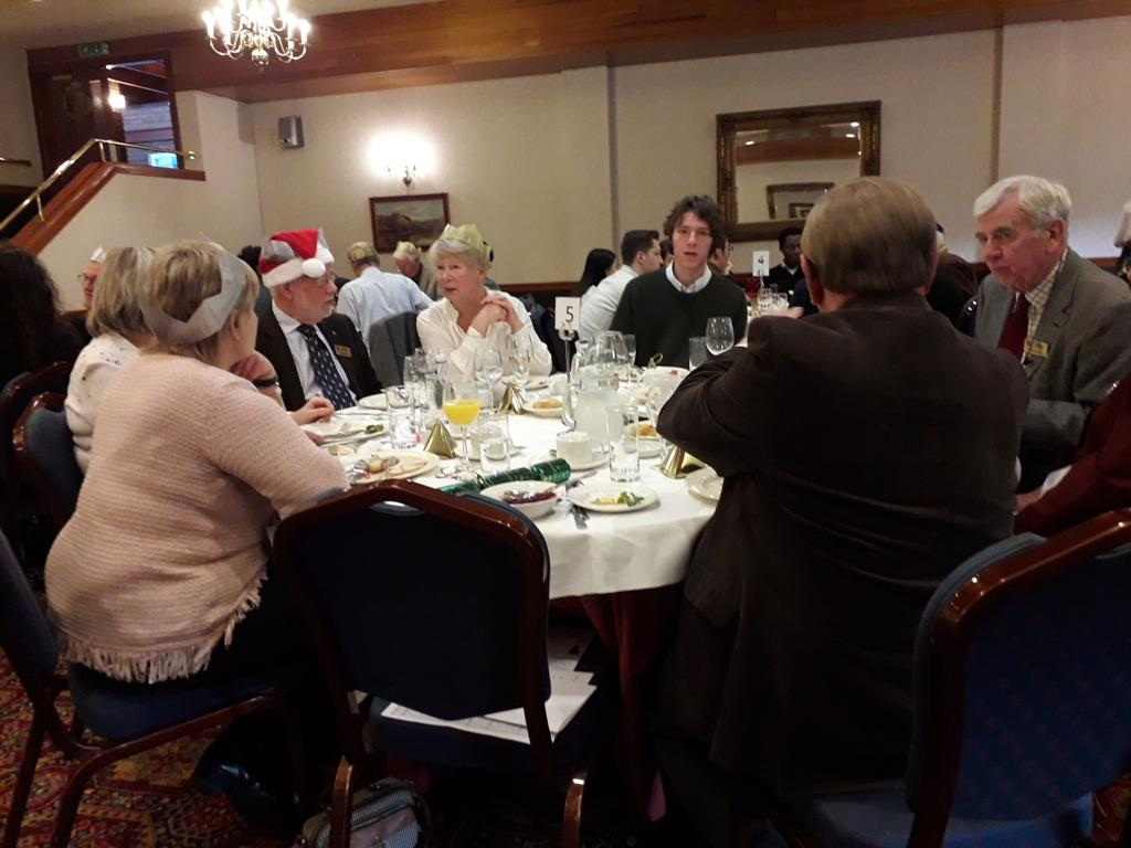 Rotary Christmas Lunch -