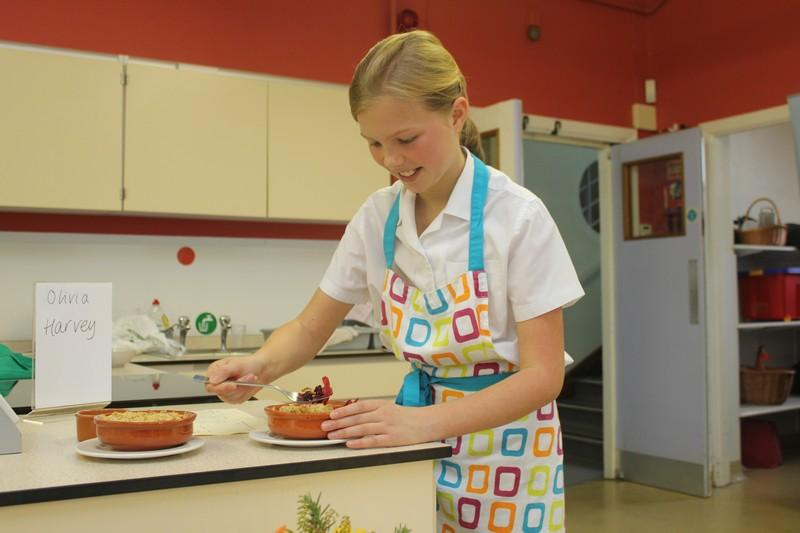 Young Chef at Truro High School - YC THS 17-11-15 01