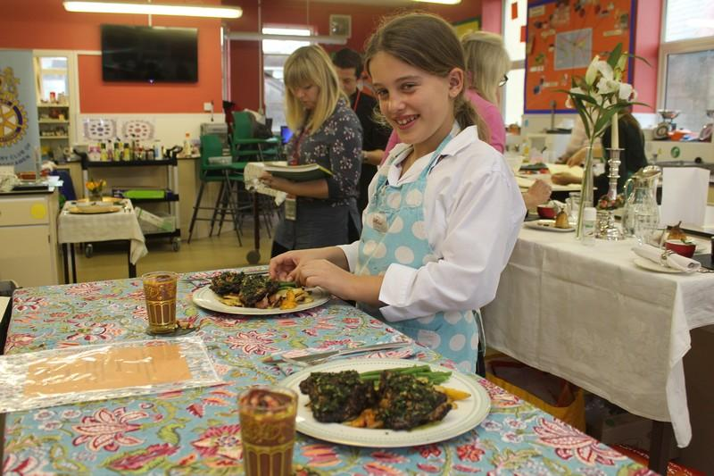 Young Chef at Truro High School - YC THS 17-11-15 03