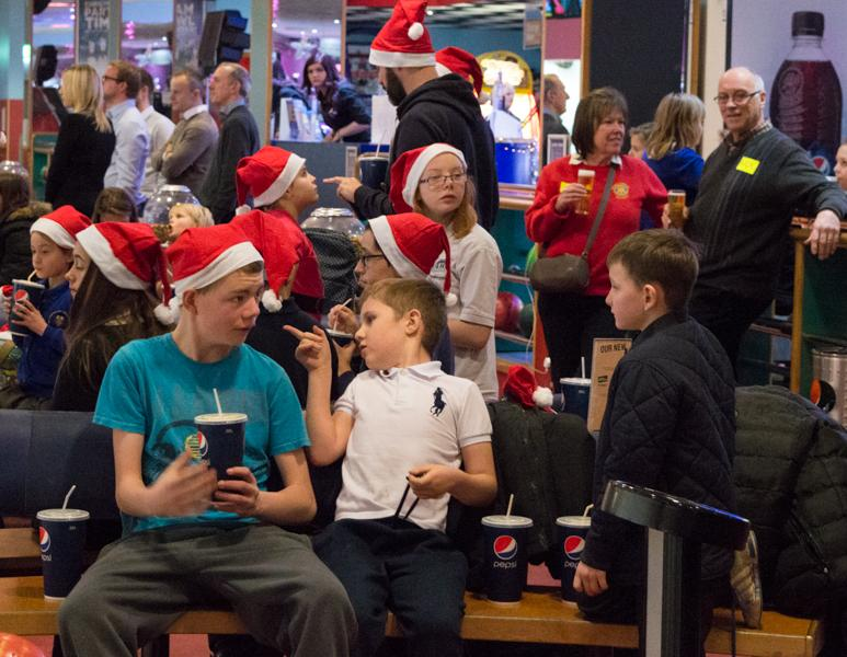 West Berkshire Young Carers Christmas Party -