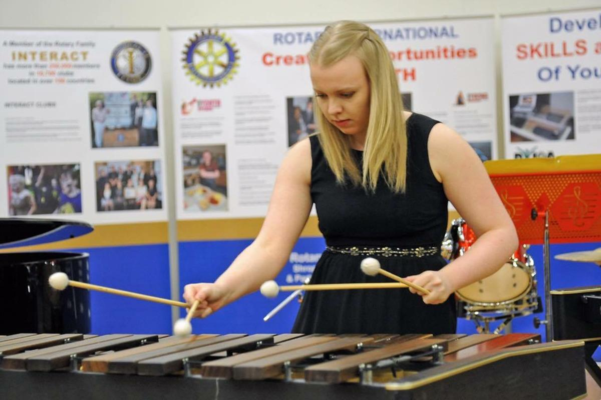 Young Musician Final 2016 - Instrumental