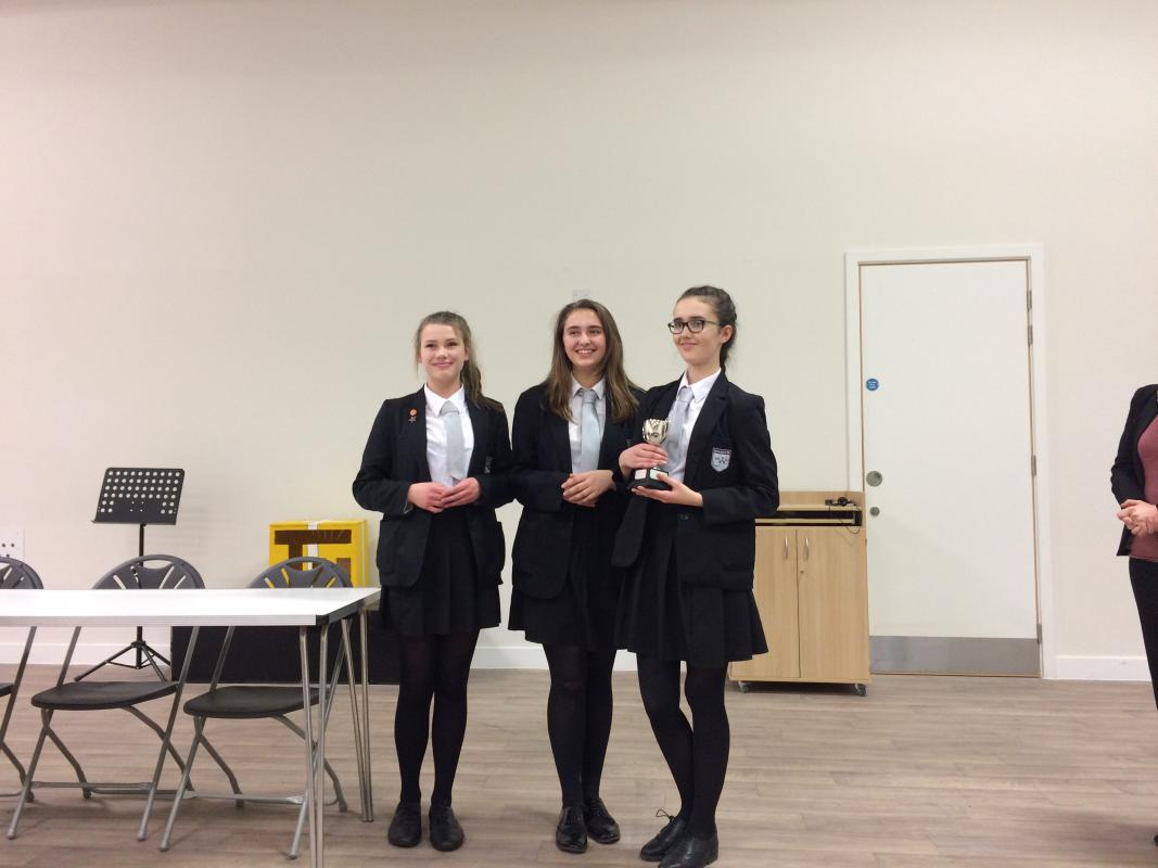 Youth Speaks  - Sir Robert Woodard girls' team