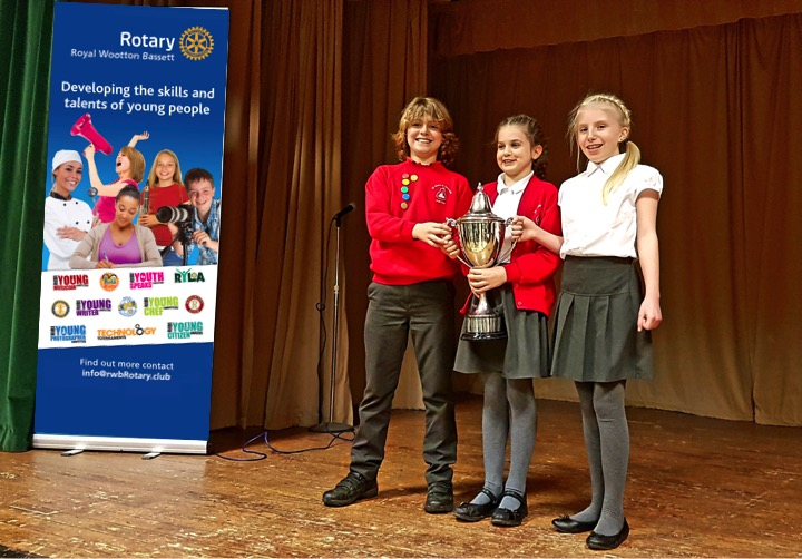 Junior Youth Speaks Competition 2018 - YS winners St Marys 2018