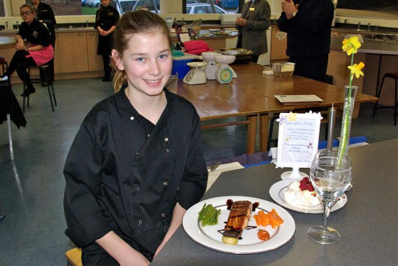 Young Chef  2 - East Area round - Young Chef Winners 6 small