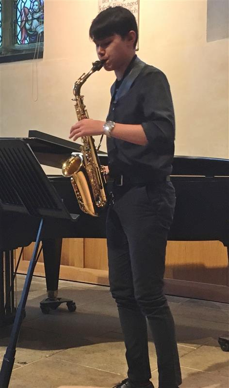 District Young Musician Final 2019 - James Taylor