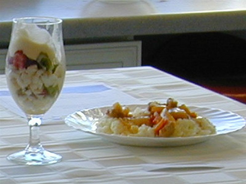 2010 Rotary Young Chef Competition - Looks delicious