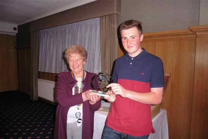 The Wendy Cocker Award for Endeavour 2015 -