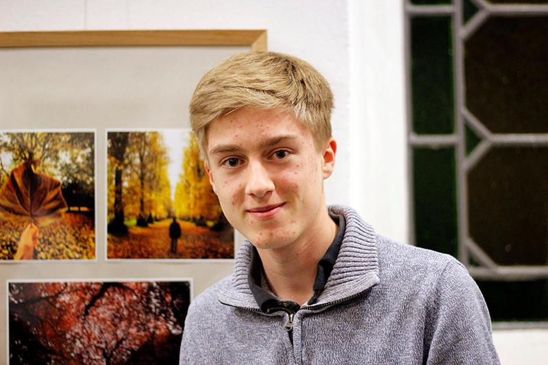Rotary Young Photographer 2015 - Daniel Weston third place winner with his entry