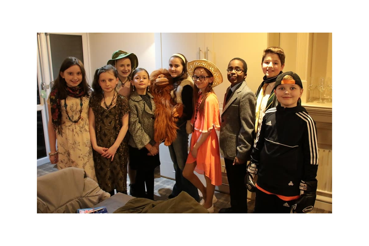Youth Activities & Competitions - Youth Theatre Murder Mystery 2