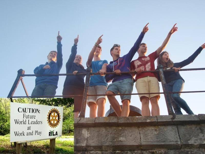 Rotary Young Leaders Award (RYLA) - You have to be 'in it to win it!'