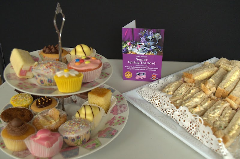 Spring Tea Party Photographs - Yummy Tea