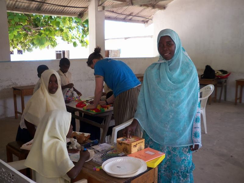 Zapping Poverty in Zanzibar - talk by Ruth Eve -