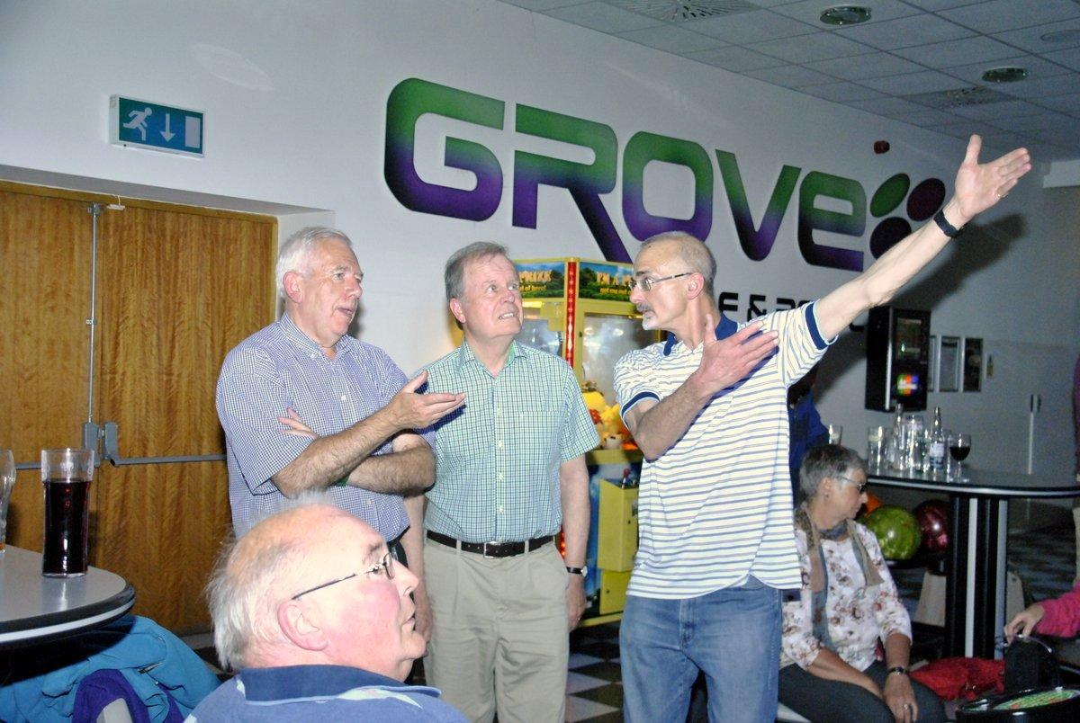 Steak and bowls at the Grove in Leominster -