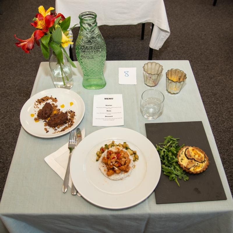Rotary Young Chef District final results -