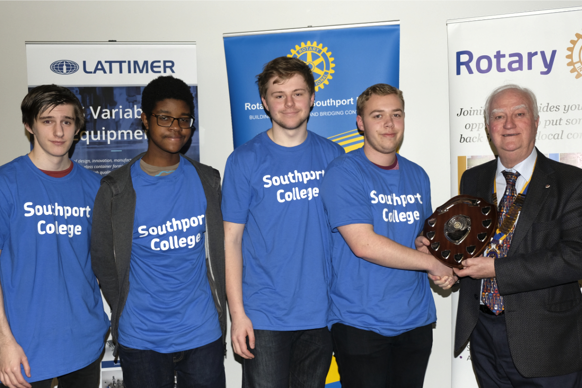 Rotary Technology Tournament - Technology Tournament 2018
