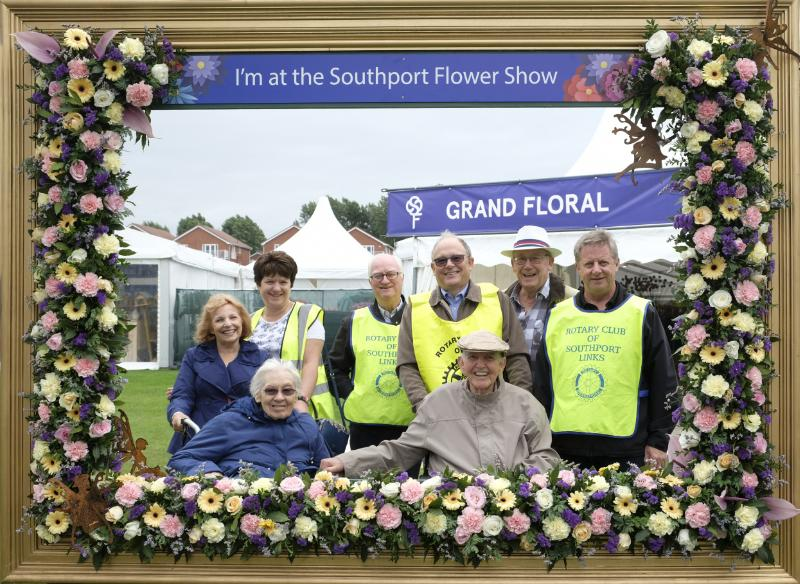 Southport Flower Show Visit 2018 - Pretty as a picture
