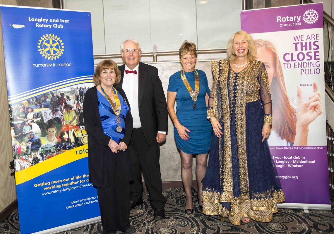Charter Night 45 Years -