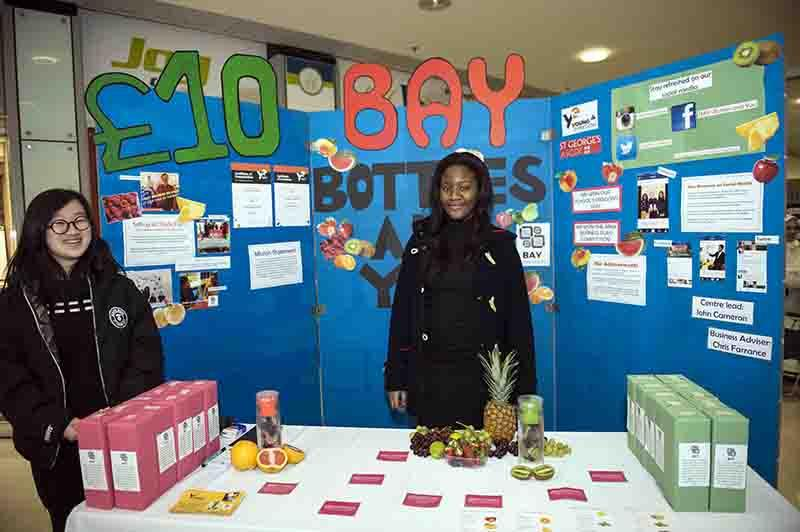 Young Enterprise Company Programme -