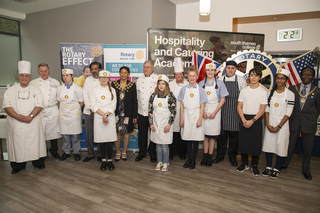Young Chef Compeition -