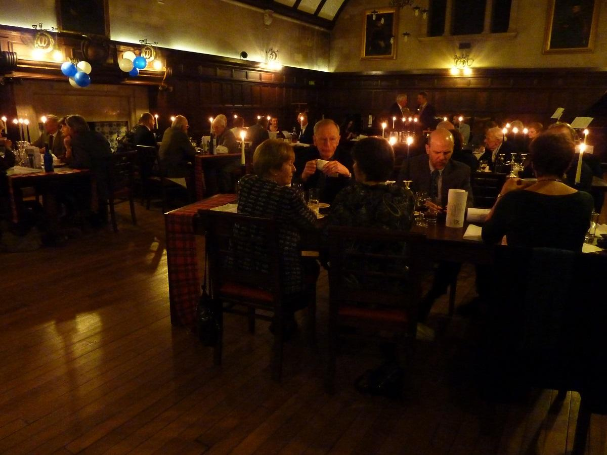 Jan 2017  Burns Night Dinner and Celebration - Guest Night. - .