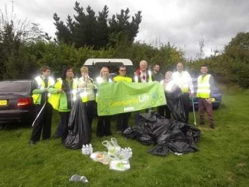 Working with Asda, Minworth on community activity - asda