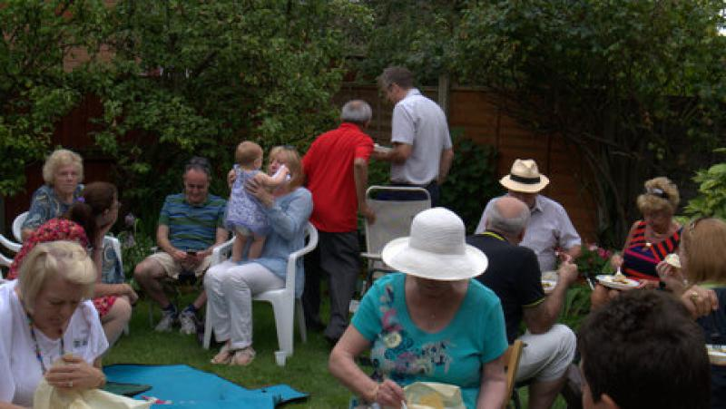 Friends of Blackpool Palatine Rotary Club Garden Party - ash7