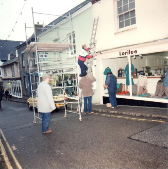 40 years of Rotary in Padstow -