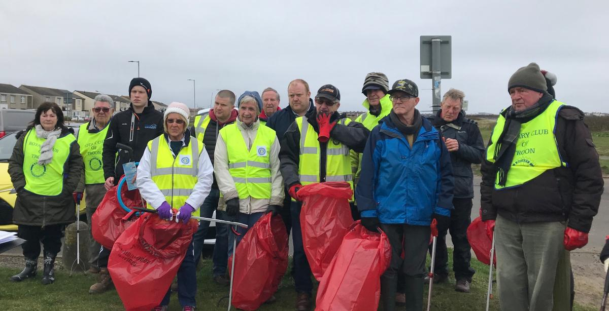 Beach Clean 2019 - encore