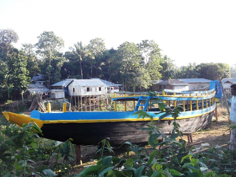 Bangladesh Projects - boat-c