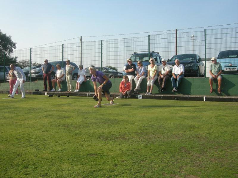 Interclub Bowls match - bosc13a