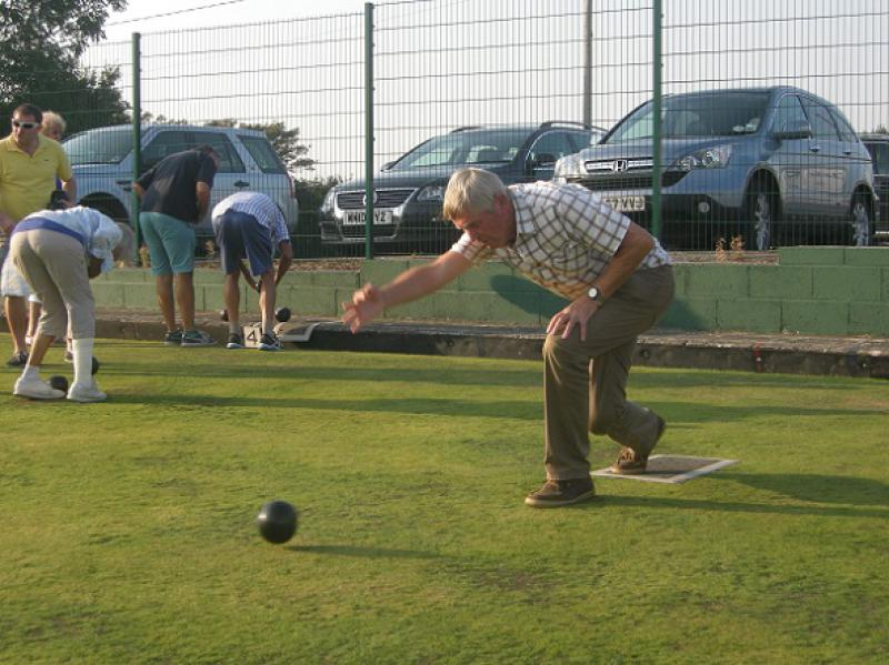 Interclub Bowls match - bosc1a